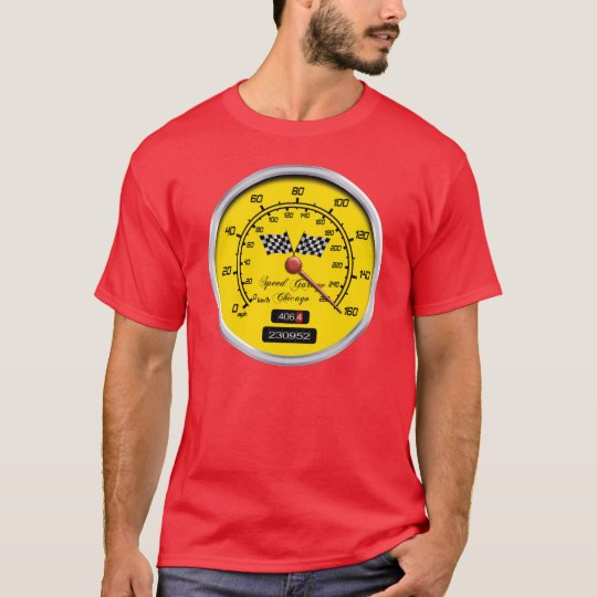 speed garage t-shirt