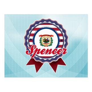 Spencer, WV Cartes Postales