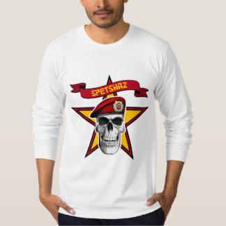 Spetsnaz avec l'étoile soviétique t-shirt