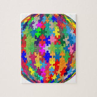 Sphère de puzzle