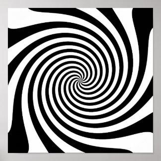 Spirale noire posters