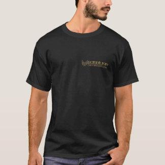 Spirale triple celtique t-shirt