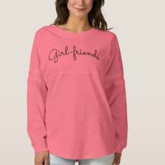 """Spirit Jersey «Girl-friends """" Maillot Spirit"""