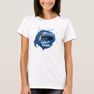 Splash ou the titans vêtements t-shirt