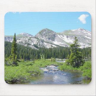 Splendeur de montagne du Colorado Tapis De Souris