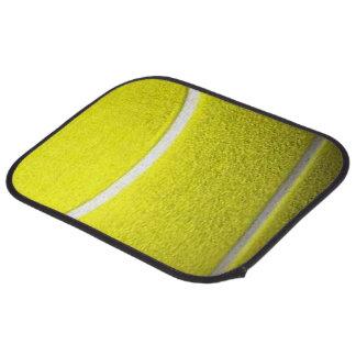 Sport de balle de tennis tapis de voiture