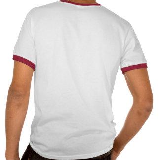 Sport du centre de détection et de contrôle GUZZI T-shirt