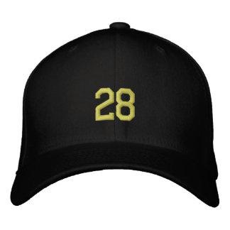 sports 28 casquette brodée