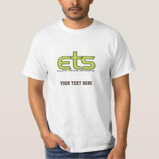 Sports collectifs d'élite t-shirt