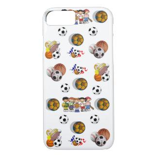 Sports de coques iphone