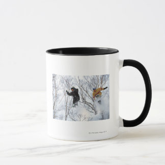 Sports d'hiver mug