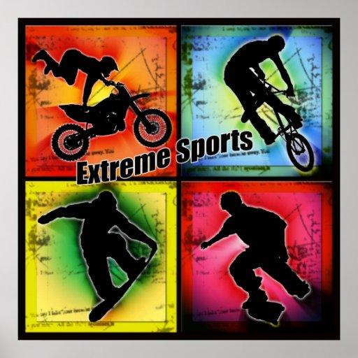 Sports extrêmes poster
