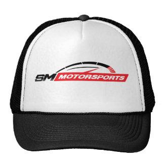 sports mécaniques au ralenti casquettes de camionneur