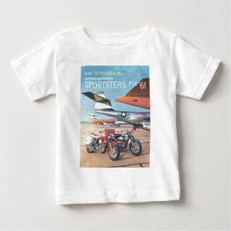 Sportster 1961 t-shirt pour bébé