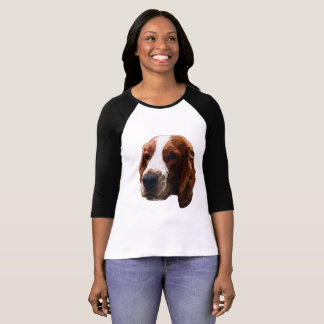 Springer spaniel de Gallois T-shirt