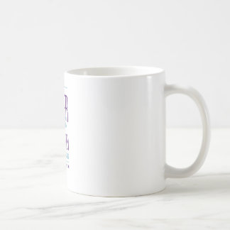 Spruch_Wunder_2c.png Mug Blanc