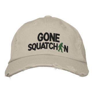 Squatchin allé casquette brodée