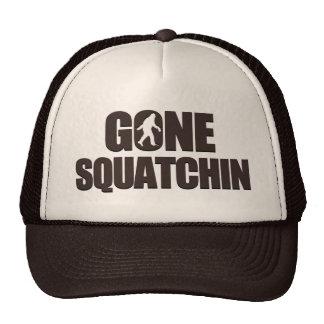 Squatchin allé casquette de camionneur