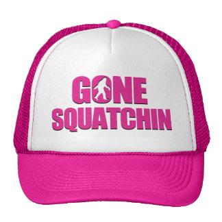 Squatchin allé casquette trucker
