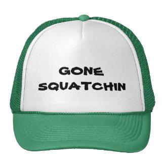 Squatchin allé casquettes