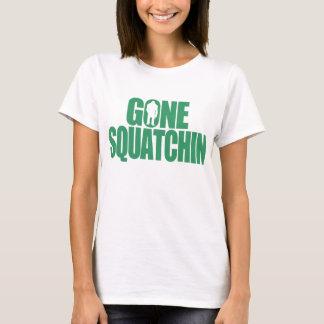 Squatchin allé t-shirt