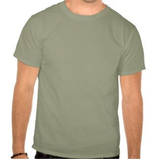 Squelette bu mort t-shirts