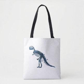 Squelette de Rex de Tyrannosaurus Tote Bag