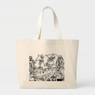 Squelettes - Halloween Grand Tote Bag