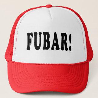 Squidbillies FUBAR ! Casquette de camionneur