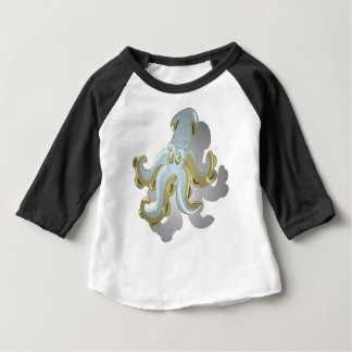 Squidy T-shirt Pour Bébé