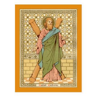 St Andrew la carte postale 2 de l'apôtre (RLS 01)