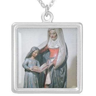 St Anne et la Vierge, 1500-30 Pendentif Carré