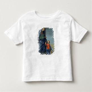 St Anne menant la Vierge au temple T-shirts