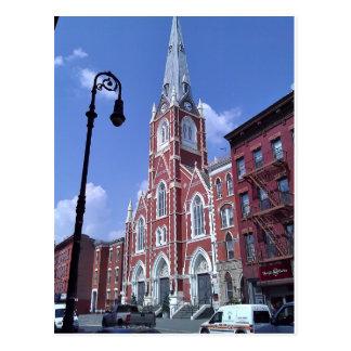 St Anthony de Padoue, Greenpoint, carte postale