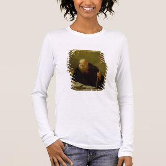 St Benoît T-shirt À Manches Longues