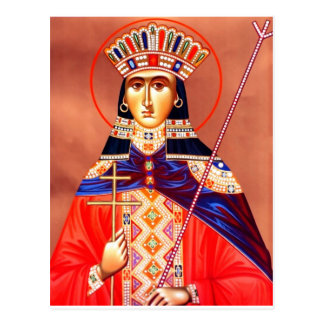 St Catherine Carte Postale