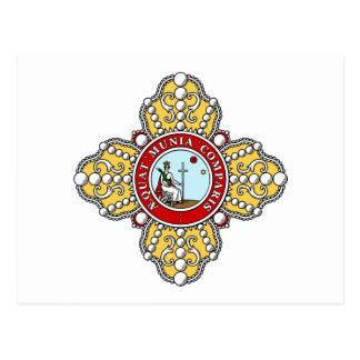 St Catherine de la Russie Cartes Postales