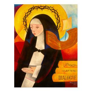 St Catherine de Sienne 2007 Cartes Postales