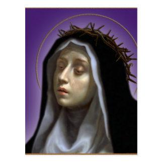 St Catherine de Sienne Cartes Postales