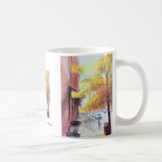 St d'Ashley, Ann Arbor, Michigan Mugs À Café