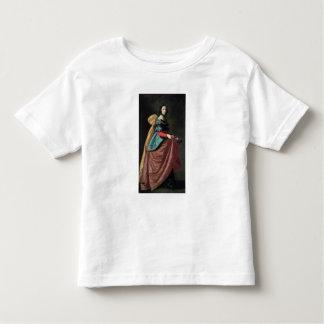 St Elizabeth du Portugal 1640 T-shirt Pour Les Tous Petits