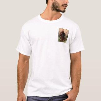 St Francis de T-shirt d'Assisi