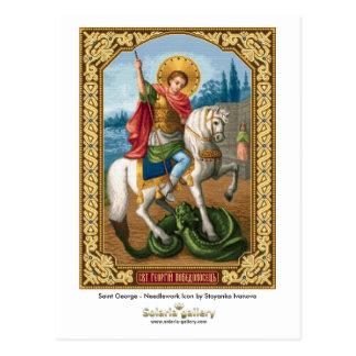 St George - carte postale