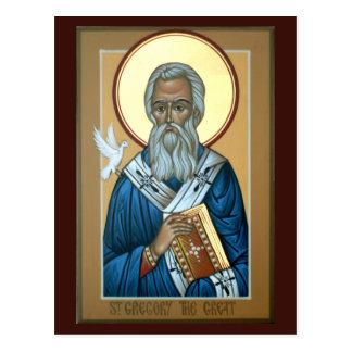 St Gregory la grande carte de prière