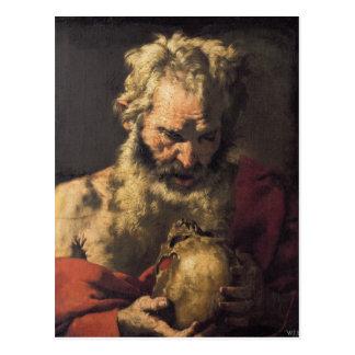 St Jerome 3 Carte Postale