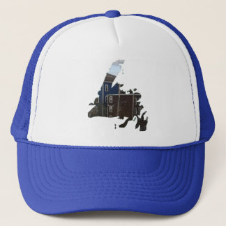 St John, casquette du NL