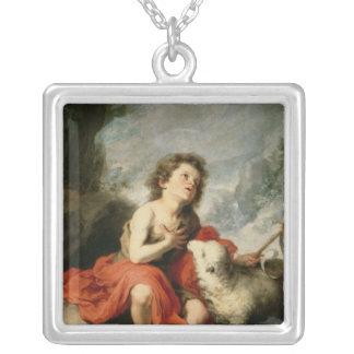 St John le baptiste en tant qu'enfant, c.1665 Colliers Personnalisés