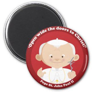 St John Paul II Aimant