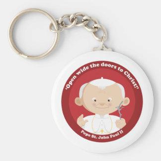 St John Paul II Porte-clés