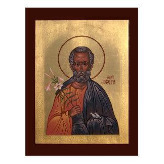 St Joseph la carte fiancée de prière
